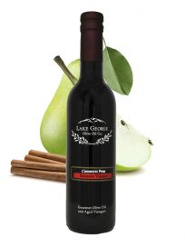 Cinnamon-Pear Balsamic Vinegar