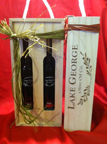 Boxed Gift Set with 2 of our 375 mL Bottles