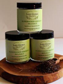 Alderwood Smoked Sea Salt