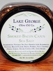 Smoked Bacon Cajun Sea Salt