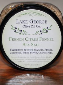 French Citrus Fennel Sea Salt